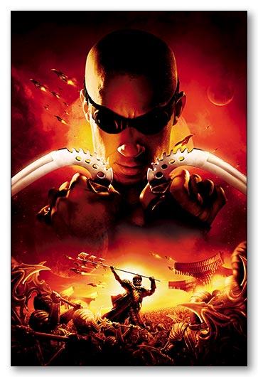 Магнитная картина Chronicles of Riddick / Хроники Риддика